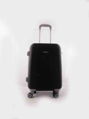 Βαλίτσα Χειραποσκευή Μαύρη 50 λίτρων