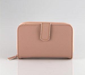 6cd184d1dc Allday μικρό γυναικείο πορτοφόλι Nude - Hunter Accessories