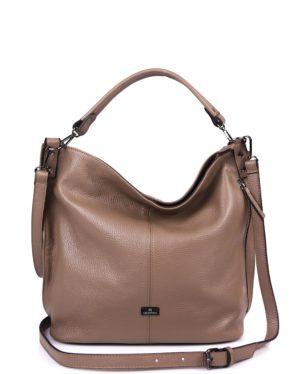 Γυναικεία τσάντα δερμάτινη shoulder bag Πούρο