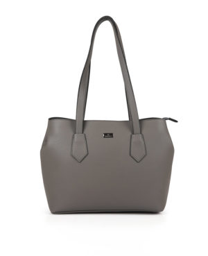 Γυναικεία τσάντα ώμου Γκρι Unique Style