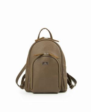 Γυναικεία τσάντα πλάτης Strict Luxury Πούρο μεσαία