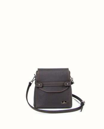 Strict luxury τσάντα χιαστί Γκρι