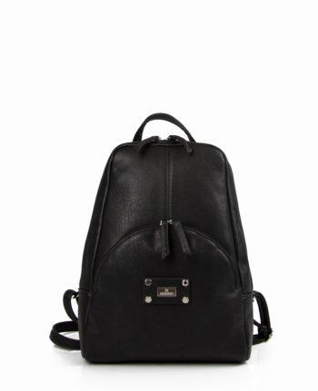 Γυναικεία τσάντα πλάτης Romance Μαύρο