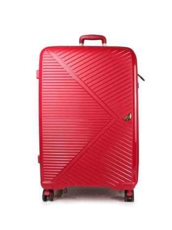 Βαλίτσα PP 120l Hunter Κόκκινο