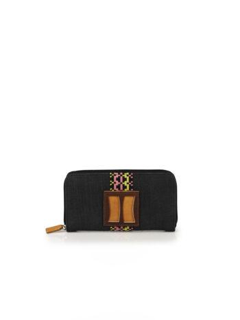 Γυναικείο πορτοφόλι MJ Μαύρο