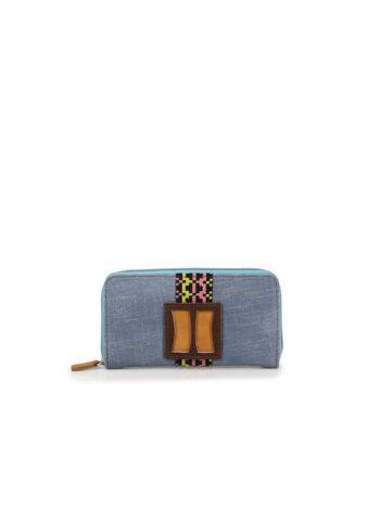 Γυναικείο πορτοφόλι MJ Σιέλ