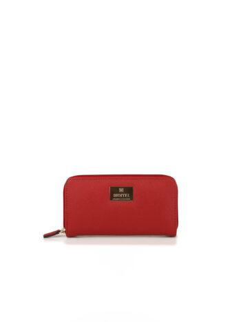 Γυναικείο πορτοφόλι F Κόκκινο