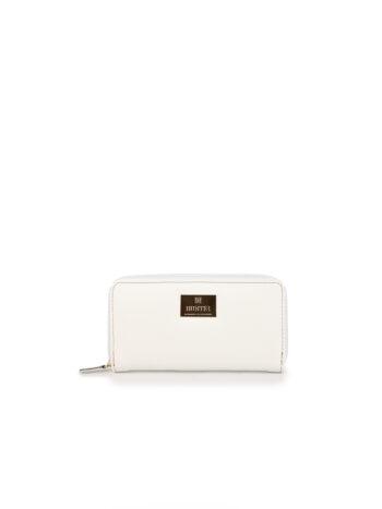 Γυναικείο πορτοφόλι F Λευκό