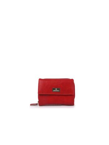 Γυναικείο πορτοφόλι μικρό B Κόκκινο