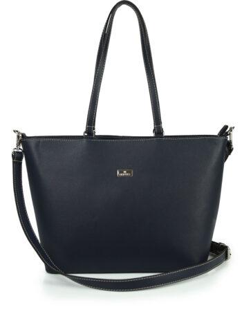 Γυναικεία τσάντα ώμου Basic Μπλε