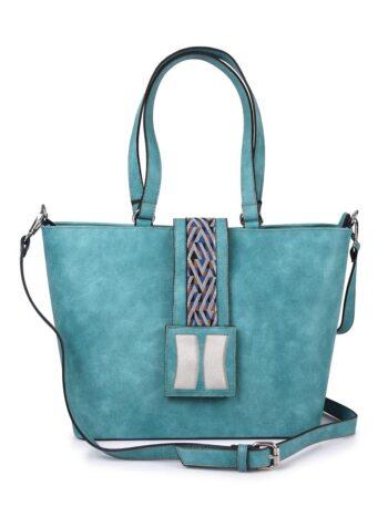 Γυναικεία τσάντα frame SD Σιέλ