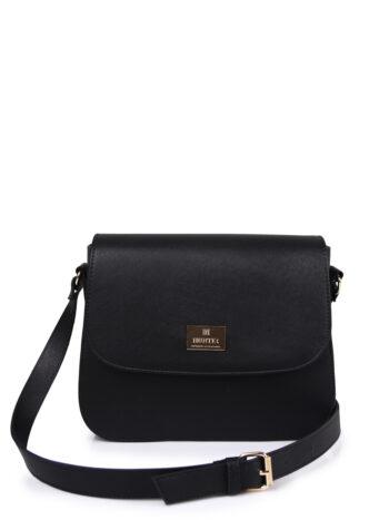 Γυναικεία τσάντα χιαστί GC Μαύρο