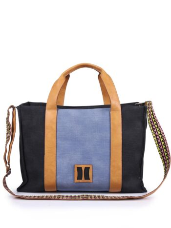 Γυναικεία τσάντα duffel MJ Μαύρο