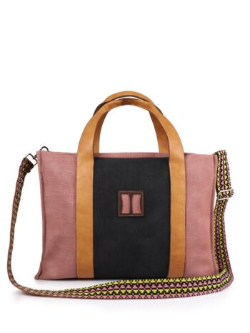 Γυναικεία τσάντα duffel MJ Ροζ