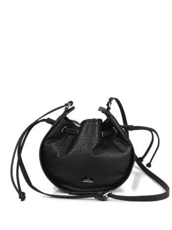 Γυναικεία τσάντα baby bucket SP Μαύρο