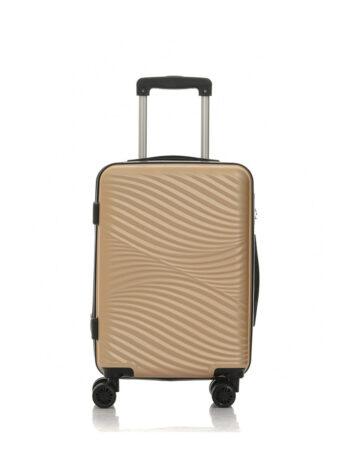 Βαλίτσα ABS Wave 50l Χρυσό