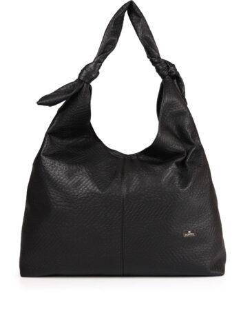 Γυναικεία τσάντα ώμου hobo SP Μαύρο