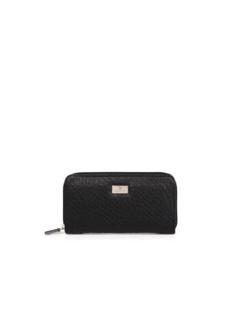 Γυναικείο πορτοφόλι SP Μαύρο