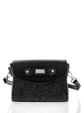 Γυναικεία τσάντα χιαστί Athena Μαύρο