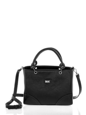 Γυναικεία τσάντα tote Ismini Μαύρο