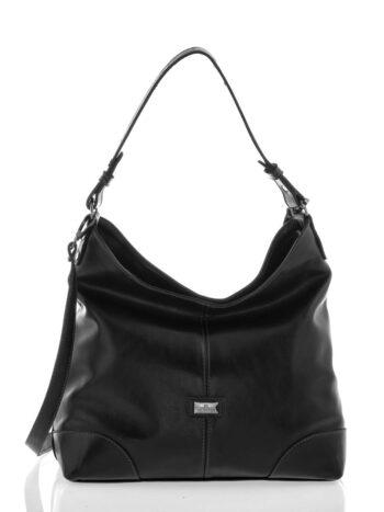 Γυναικεία τσάντα ώμου Ismini Μαύρο