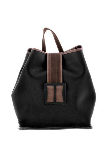 Γυναικεία τσάντα πλάτης Penelope Μαύρο