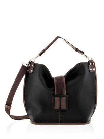 Γυναικεία τσάντα ώμου Penelope Μαύρο