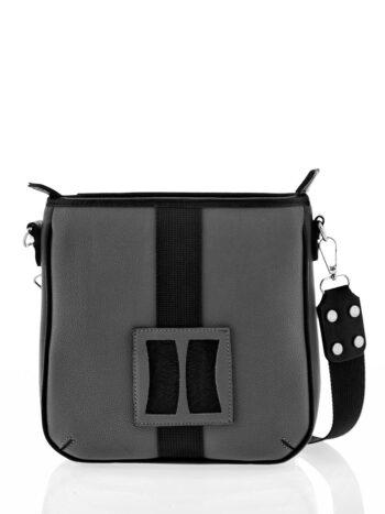 Γυναικεία τσάντα χιαστί Penelope Γκρι