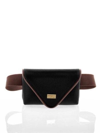 Γυναικεία τσάντα μέσης Penelope Μαύρο