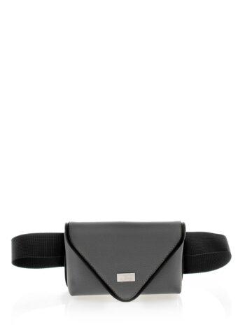 Γυναικεία τσάντα μέσης Penelope Γκρι
