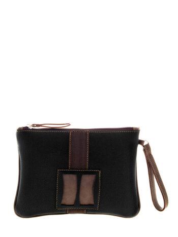 Γυναικεία τσάντα χειρός Penelope Μαύρο