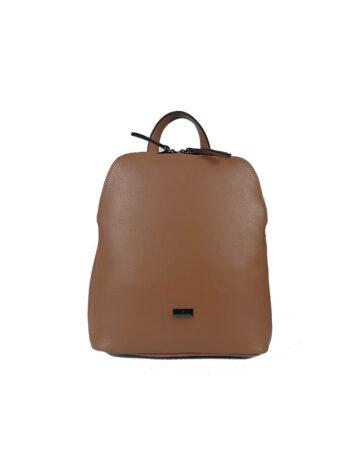 Γυναικεία τσάντα Δερμάτινη Σακίδιο Πλάτης Ταμπά
