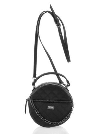Γυναικεία τσάντα round Ariadne Μαύρο