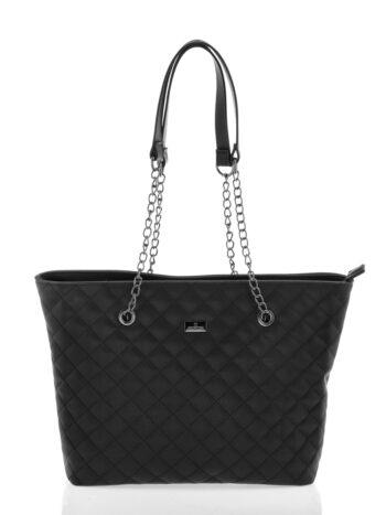 Γυναικεία τσάντα ώμου Ariadne Μαύρο