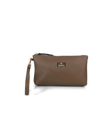 Γυναικεία τσάντα χειρός Kalypso Πούρο