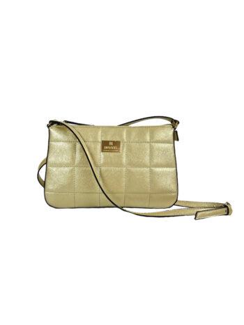 Γυναικεία τσάντα χιαστί Anemone Χρυσό
