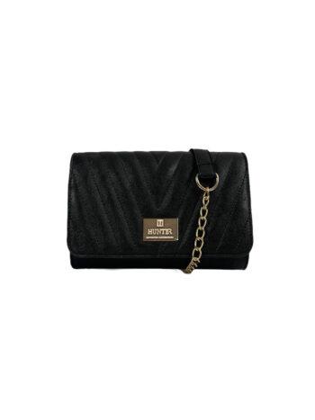 Γυναικεία τσάντα φάκελος Camelia Μαύρο