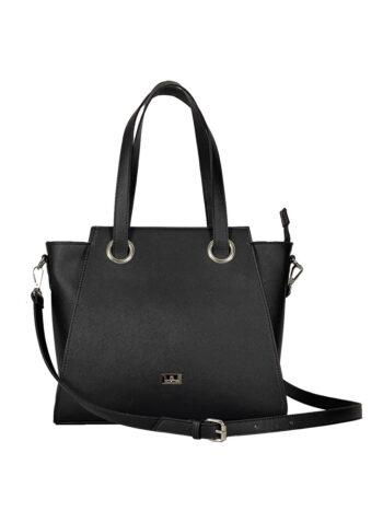 Γυναικεία τσάντα ώμου Elektra SS21 Μαύρο