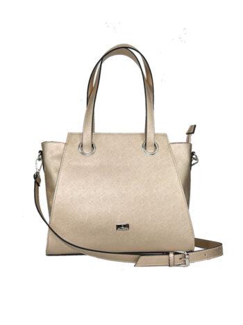 Γυναικεία τσάντα ώμου Elektra SS21 Χρυσό