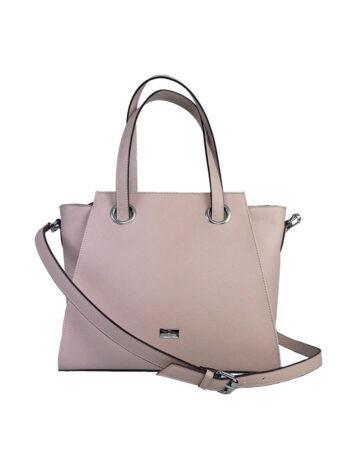 Γυναικεία τσάντα ώμου Elektra SS21 Nude