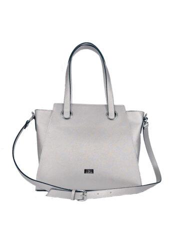 Γυναικεία τσάντα ώμου Elektra SS21 Ασημί