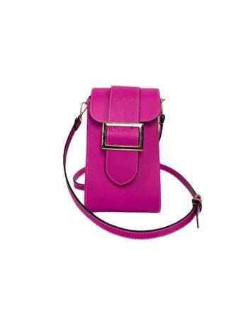 Γυναικεία τσάντα χιαστί Colori Βιολετί