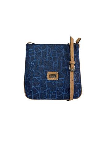 Γυναικεία τσάντα χιαστί Jasmine Μπλε