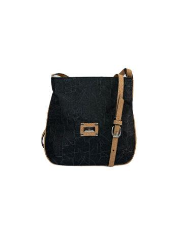 Γυναικεία τσάντα χιαστί Jasmine Μαύρο
