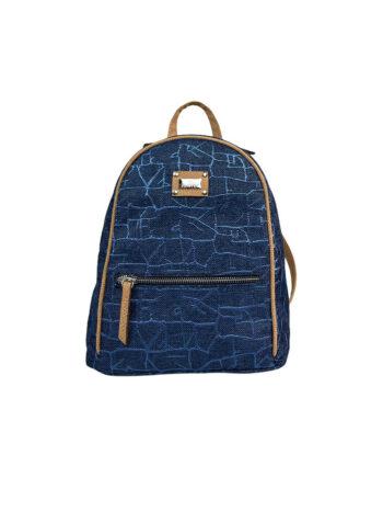 Γυναικεία τσάντα πλάτης Jasmine Μπλε